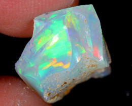 5cts Natural Ethiopian Welo Rough Opal / NY511