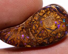 13.90 cts Australian Yowah Opal Pattern Stone  DO-822
