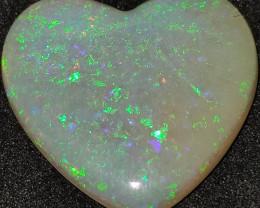 6.5 cts Pedra Lapidada Forma Coração