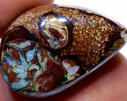29.60 cts Australian Yowah Opal Pattern Stone  DO-831