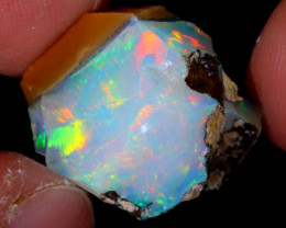 12cts Natural Ethiopian Welo Rough Opal / NY576