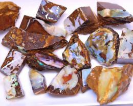 284.39 carats Yowah Boulder Opal Rough Parcel ANO 986