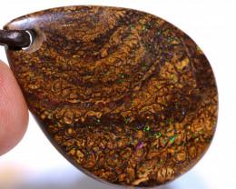 Yowah Boulder Opal Stone DO-838 - downunderopals
