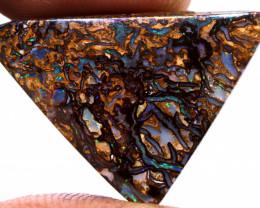 13.60 cts Australian Yowah Opal Pattern Stone  DO-851