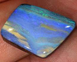 19.4ct 17x14mm Queensland Boulder Opal  [LOB-3664]