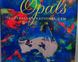 Beautiful Opals Australia's National Gem Special 2000 Edition Len Cram