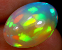 6.41cts Natural Ethiopian Welo Opal / BF4576