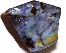 64.9 carats  Boulder Rough Opal   ANO-1004