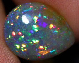 4.70 CT Purple Hue!! Top Quality  Welo Ethiopian Opal-BEE18