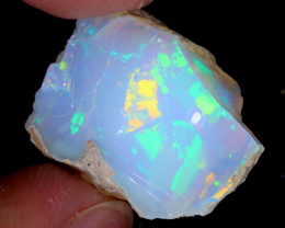 20cts Natural Ethiopian Welo Rough Opal / WR5276