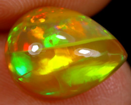 3.38cts Natural Ethiopian Welo Opal / BF4649