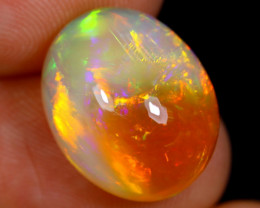 7.04cts Natural Ethiopian Welo Opal / BF4713