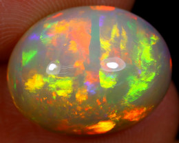 7.49cts Natural Ethiopian Welo Opal / BF4715