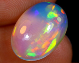 3.73cts Natural Ethiopian Welo Opal / BF4720