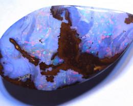 29.65 carats Boulder Cut Stone IA93