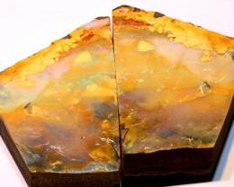 2000 ct Australian Boulder Opal Splits DO-957
