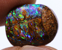 Boulder Opal Wood Fossil  DO-1000 - downunderopals