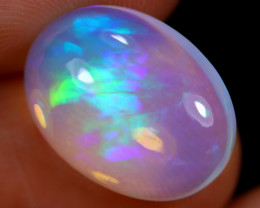 5.24cts Natural Ethiopian Welo Opal / BF4813