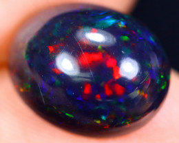 3.59cts Natural Ethiopian Smoked Welo Opal / BF4816