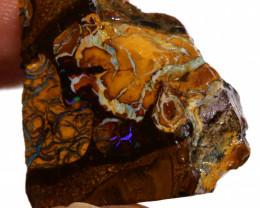 56.65 cts Australian Yowah Opal Pre Shaped Rough DO-1018