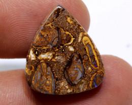 16 cts Australian Yowah Opal Pattern Stone  DO-1056