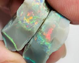 Cutters Split- Big Bright Thick Multicolour Seam Rough#2168