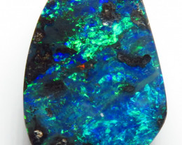 10.42ct Australian Boulder Opal Stone
