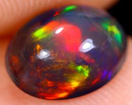 1.12cts Natural Ethiopian Welo Smoked Opal / NY634