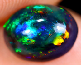 1.21cts Natural Ethiopian Welo Smoked Opal / NY641