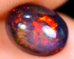 1.44cts Natural Ethiopian Welo Smoked Opal / NY644
