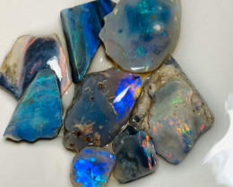 Select Parcel of Cutters - Rough & Rub Opals to Cut & Polish Nice Stones