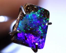 1.20 carats  Boulder Opal Polished Stone ANO 1129