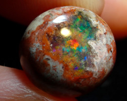 6.1ct Mexican Cantera Fire Opal Stone
