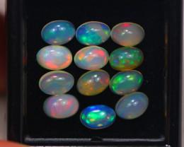 NR#  4.02Ct Natural Ethiopian Welo Opal Lot LW1167