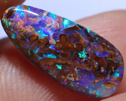 3.73  carats Pipe Opal Cut Stone  ANO-1136