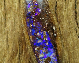 6.5cts. *WOOD OPAL**BOULDER WOOD FOSSIL STONE*