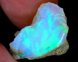 5cts Natural Ethiopian Welo Rough Opal / WR5594