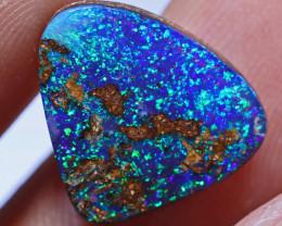 5.9 carats  Boulder Opal   ANO-1161