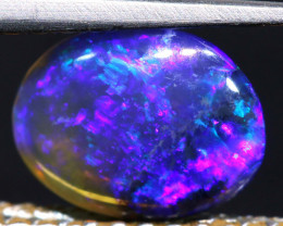 0.9 CTS CRYSTAL OPAL LIGHTNING RIDGE TBO-A2351