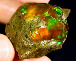 70cts Ethiopian Crystal Rough Specimen Rough / CR2683