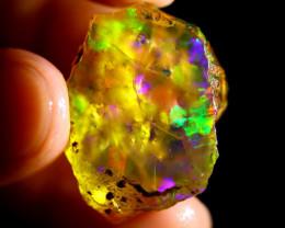 29cts Ethiopian Crystal Rough Specimen Rough / CR2684