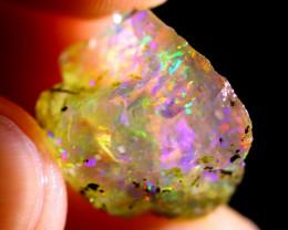 7cts Ethiopian Crystal Rough Specimen Rough / CR2685
