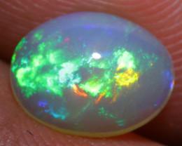 1.22 CT 9X7 MM Contraluz!! Top Quality Welo Ethiopian Opal-ID111