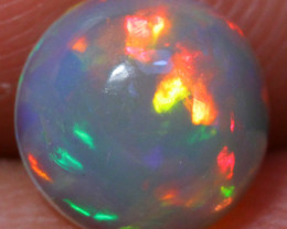 0.72 CT 7X7 MM Broadflash Pattern!! Welo Ethiopian Opal-ID118