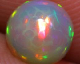 0.61 CT 6X6 MM Broadflash Pattern!! Welo Ethiopian Opal-ID119