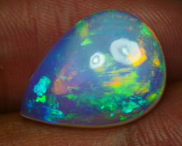5.985 CRT BRILLIANT BROAD FLASH RIBBON PATTERN BEAUTY COLOR WELO OPAL