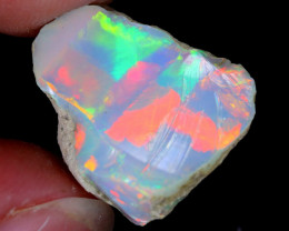 7cts Natural Ethiopian Welo Rough Opal / WR5629
