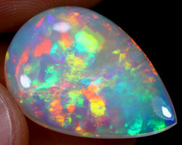6.35cts Natural Ethiopian Welo Opal / BF4868