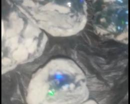 AA Cutting Grade Welo Opal Rough Parcel