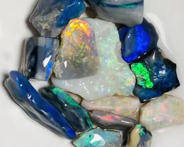 Super Gem Grade Multicolour Select High Quality Rough For Opal Cutters
